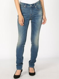 【SALE/80%OFF】Calvin Klein Jeans CALVIN KLEIN JEANS/5ポケット デニムパンツ カルバン・クライン パンツ/ジーンズ スキニージーンズ ブルー【送料無料】
