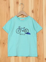 BICYCLE Tシャツ/キッズ/夏