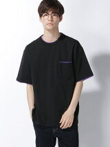 BEAMS / Wポケット Tシャツ