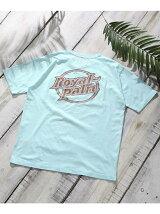RPバックプリントTシャツ