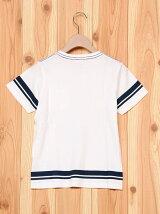 ビーミング by ビームス / プリントラインポケット Tシャツ BEAMS