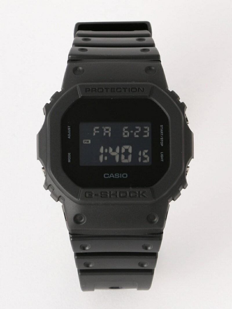 BEAUTY & YOUTH UNITED ARROWS <G-SHOCK> DW-5600BB-1JF/腕時計 ビューティ&ユース ユナイテッドアローズ【送料無料】