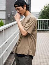 【WEB限定】 SC ★★BIG サイドベンツ クルー Tシャツ