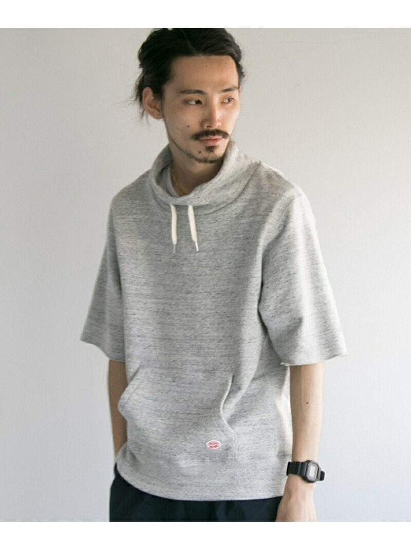 【SALE/40%OFF】URBAN RESEARCH Vincent et Mireille BOTTLE NECK H/SLEEVE PULLOVER アーバンリサーチ カットソー【RBA_S】【RBA_E】【送料無料】