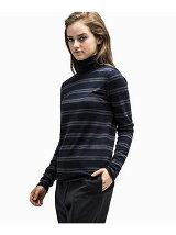 (W)タートルネックセーター