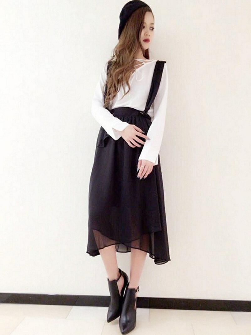 【SALE/70%OFF】サス付ラップSK エゴイスト スカート【RBA_S】【RBA_E】