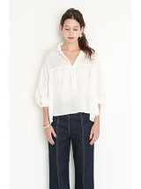 GATHERS DOLMAN BLOUSE