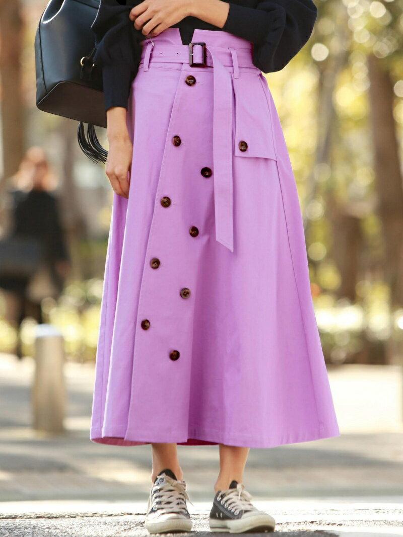 【SALE/20%OFF】MAYSON GREY トレンチスカート メイソングレイ スカート【RBA_S】【RBA_E】【送料無料】