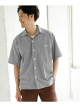 DANTON × DOORS 別注COTTON POPLIN SHIRTS
