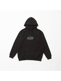 【SALE/20%OFF】5351POUR LES HOMMES 【5351POUR LES HOMMES*STARWARS】カイロレンパーカー ゴーサンゴーイチプールオム カットソー パーカー ブラック【送料無料】