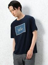 SC BT ORIENTAL PRINT-Tシャツ