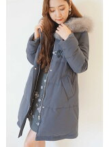 PUFFA PEACHY COAT