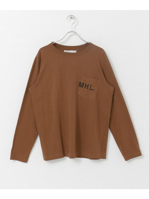 MHL.×URBAN RESEARCH 別注PRINTED LONG-SLEEVE T-SHIRTS