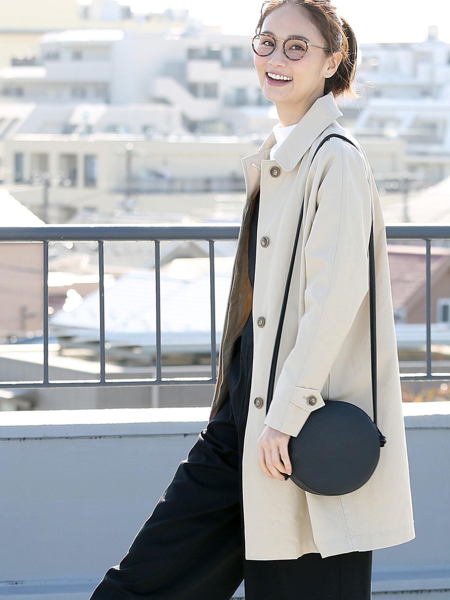 coen 【19SS新作】ステンカラーコート コーエン コート/ジャケット【送料無料】
