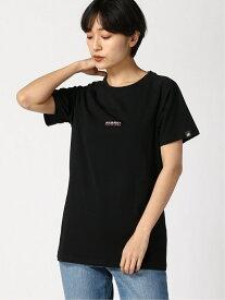 MAMMUT MAMMUT/(W)QD Logo Print T-Shirt AF Women マムート カットソー Tシャツ ブラック ホワイト ピンク ネイビー【送料無料】