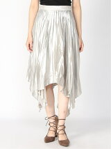 (W)SILVANA PLEATED SKIRT