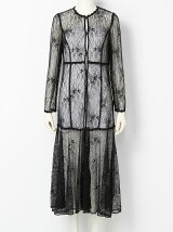 ROSANA LACE DRESS LIKE GOWN