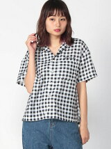 PRINTED OPEN C SHIRT
