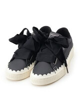 PUMA BASKET HEART SCALLOPスニーカー
