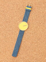 (U)Watch Lemon Yellow