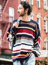 Baneliy border knit