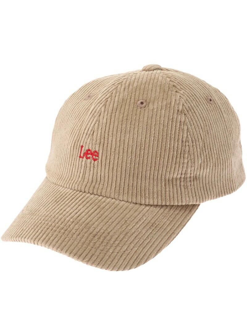 E hyphen world gallery Gold Label Lee CORDUROY CAP イーハイフンワールドギャラリー 帽子/ヘア小物【送料無料】