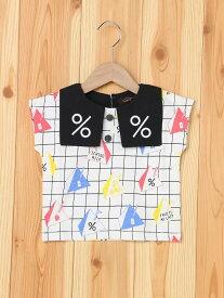【SALE/50%OFF】衿付き三角パックTシャツ ユニカ カットソー【RBA_S】【RBA_E】