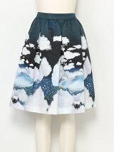 しあわせのくもの木スカート