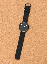 (U)Watch Black×Black
