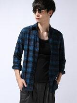 (M)昼夜織CHシャツ