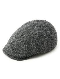 【SALE/50%OFF】オリジナルハンチングFabricbyMOON[メンズハンチング帽子ムーンツイード] タケオキクチ 帽子/ヘア小物【RBA_S】【RBA_E】【送料無料】