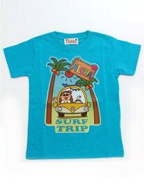 【SALE/50%OFF】メレ&マヒナドライブKID'S Tシャツ110cm チャイハネ カットソー【RBA_S】【RBA_E】