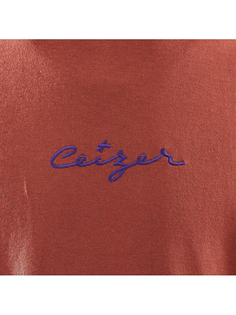 ABAHOUSE LASTWORD 【別注】CEIZER ロゴ刺繍ロングスリーブTシャツ アバハウス カットソー【送料無料】