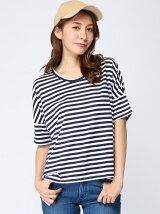(W)オフショルダーTシャツ・カットソーJPO(日本限定)