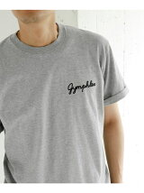 GYMPHLEX COMBED COTTON JERSEY T-SHIRTS