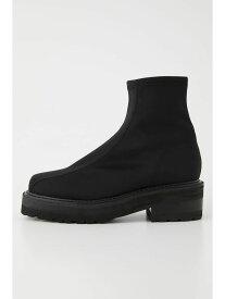 【SALE/30%OFF】SLY STRETCH TANK SOLE ブーツ スライ シューズ シューズその他 ブラック【送料無料】