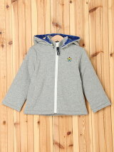HOODED ZIP UP JUMPER GALAXY  100cm