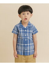 FORK&SPOON Voile S/S Shirts(KIDS)