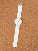 (U)Watch White×Silver