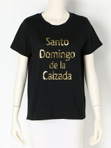 箔PTロゴTシャツ