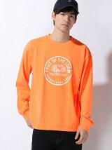 FRUIT OF THE LOOM / 別注 1851 Long Sleeve