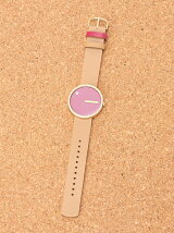 (U)Watch Pink×Gold