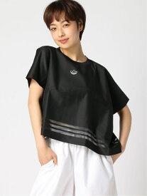 【SALE/60%OFF】adidas Originals Tシャツ [TEE] アディダスオリジナルス アディダス カットソー ノースリーブカットソー ブラック ホワイト
