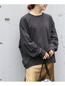 JOURNAL STANDARD TACK SWEAT SHIRT ジャーナル スタンダード カットソー Tシャツ ブラック ホワイト ブラウン ブルー【送料無料】