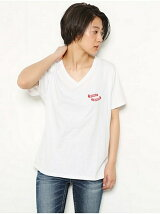 RIBBON FLOWER Tシャツ
