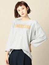 <Americana(アメリカーナ)>フットボールTシャツ