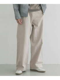 【SALE/60%OFF】URBAN RESEARCH MHL×URBAN RESEARCH TROUSERS アーバンリサーチ パンツ/ジーンズ パンツその他 ネイビー【送料無料】