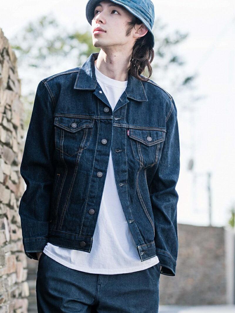 Levi's トラッカー ジャケット RINSE TRUCKER リーバイス コート/ジャケット【送料無料】