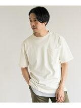 刺繍ビッグTシャツ