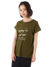EnjoyロゴTシャツ